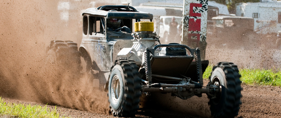 Super Modified Mudding Action